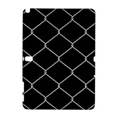 Iron Wire White Black Galaxy Note 1 by Mariart