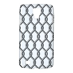 Iron Wire Black White Galaxy S4 Active by Mariart