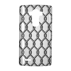 Iron Wire Black White Lg G4 Hardshell Case by Mariart