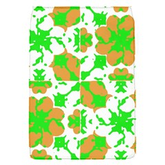 Graphic Floral Seamless Pattern Mosaic Flap Covers (s)  by dflcprints