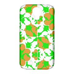 Graphic Floral Seamless Pattern Mosaic Samsung Galaxy S4 Classic Hardshell Case (pc+silicone) by dflcprints