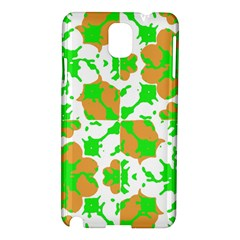Graphic Floral Seamless Pattern Mosaic Samsung Galaxy Note 3 N9005 Hardshell Case by dflcprints
