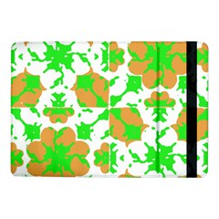 Graphic Floral Seamless Pattern Mosaic Samsung Galaxy Tab Pro 10 1  Flip Case by dflcprints