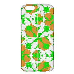 Graphic Floral Seamless Pattern Mosaic Apple iPhone 6 Plus/6S Plus Hardshell Case by dflcprints