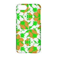 Graphic Floral Seamless Pattern Mosaic Apple Iphone 7 Hardshell Case by dflcprints