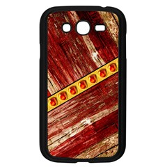 Wood And Jewels Samsung Galaxy Grand Duos I9082 Case (black)
