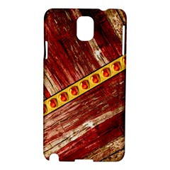 Wood And Jewels Samsung Galaxy Note 3 N9005 Hardshell Case