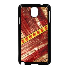 Wood And Jewels Samsung Galaxy Note 3 Neo Hardshell Case (black)