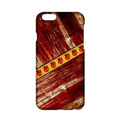 Wood And Jewels Apple Iphone 6/6s Hardshell Case
