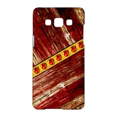 Wood And Jewels Samsung Galaxy A5 Hardshell Case