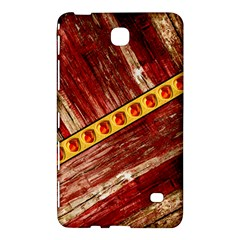 Wood And Jewels Samsung Galaxy Tab 4 (8 ) Hardshell Case  by linceazul