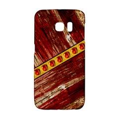 Wood And Jewels Galaxy S6 Edge