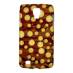 Wood And Gold Galaxy S4 Active