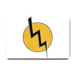 Lightning Bolt Small Doormat