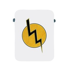 Lightning Bolt Apple Ipad 2/3/4 Protective Soft Cases