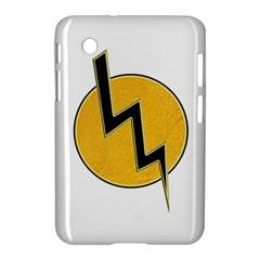 Lightning Bolt Samsung Galaxy Tab 2 (7 ) P3100 Hardshell Case