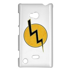 Lightning Bolt Nokia Lumia 720 by linceazul
