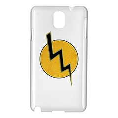 Lightning Bolt Samsung Galaxy Note 3 N9005 Hardshell Case