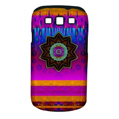 Air And Stars Global With Some Guitars Pop Art Samsung Galaxy S Iii Classic Hardshell Case (pc+silicone) by pepitasart