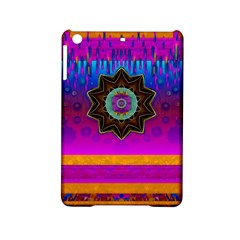 Air And Stars Global With Some Guitars Pop Art Ipad Mini 2 Hardshell Cases by pepitasart