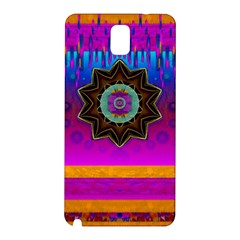 Air And Stars Global With Some Guitars Pop Art Samsung Galaxy Note 3 N9005 Hardshell Back Case by pepitasart
