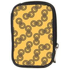 Abstract Shapes Links Design Compact Camera Cases by Nexatart