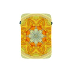 Sunshine Sunny Sun Abstract Yellow Apple Ipad Mini Protective Soft Cases by Nexatart