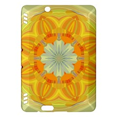 Sunshine Sunny Sun Abstract Yellow Kindle Fire HDX Hardshell Case
