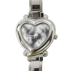 Puzzle Grey Puzzle Piece Drawing Heart Italian Charm Watch by Nexatart