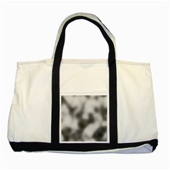 Puzzle Grey Puzzle Piece Drawing Two Tone Tote Bag
