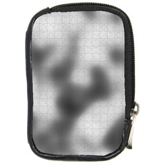 Puzzle Grey Puzzle Piece Drawing Compact Camera Cases by Nexatart
