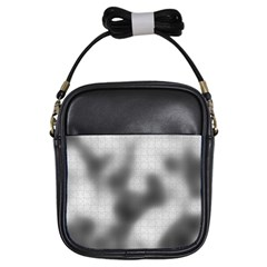 Puzzle Grey Puzzle Piece Drawing Girls Sling Bags by Nexatart