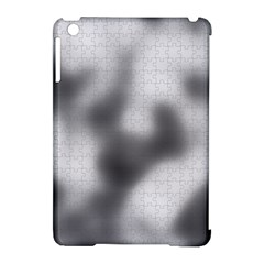 Puzzle Grey Puzzle Piece Drawing Apple Ipad Mini Hardshell Case (compatible With Smart Cover) by Nexatart