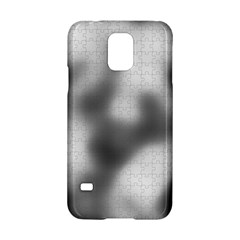Puzzle Grey Puzzle Piece Drawing Samsung Galaxy S5 Hardshell Case  by Nexatart