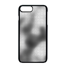 Puzzle Grey Puzzle Piece Drawing Apple Iphone 7 Plus Seamless Case (black) by Nexatart