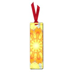 Sunshine Sunny Sun Abstract Yellow Small Book Marks by Nexatart