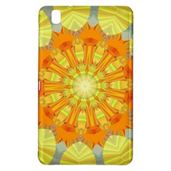 Sunshine Sunny Sun Abstract Yellow Samsung Galaxy Tab Pro 8 4 Hardshell Case