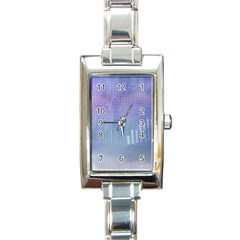 Business Background Blue Corporate Rectangle Italian Charm Watch