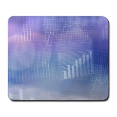 Business Background Blue Corporate Large Mousepads