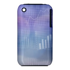Business Background Blue Corporate Iphone 3s/3gs by Nexatart