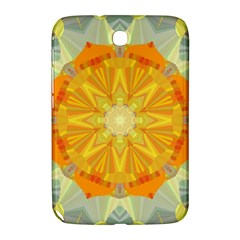 Sunshine Sunny Sun Abstract Yellow Samsung Galaxy Note 8 0 N5100 Hardshell Case  by Nexatart