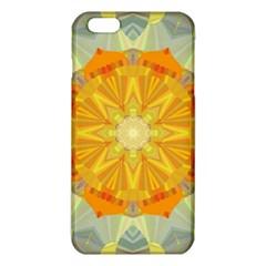 Sunshine Sunny Sun Abstract Yellow Iphone 6 Plus/6s Plus Tpu Case by Nexatart