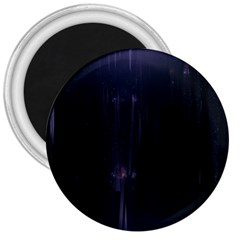 Abstract Dark Stylish Background 3  Magnets by Nexatart