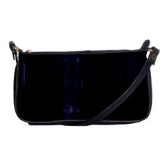 Abstract Dark Stylish Background Shoulder Clutch Bags by Nexatart