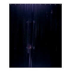 Abstract Dark Stylish Background Shower Curtain 60  X 72  (medium)