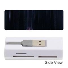 Abstract Dark Stylish Background Memory Card Reader (stick)  by Nexatart