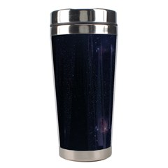 Abstract Dark Stylish Background Stainless Steel Travel Tumblers by Nexatart