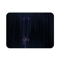 Abstract Dark Stylish Background Double Sided Flano Blanket (mini)