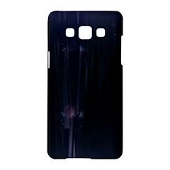 Abstract Dark Stylish Background Samsung Galaxy A5 Hardshell Case