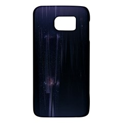 Abstract Dark Stylish Background Galaxy S6 by Nexatart